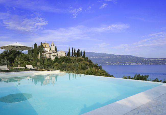 Villa a Toscolano-Maderno - Le Selve Hilltop Pool Villa