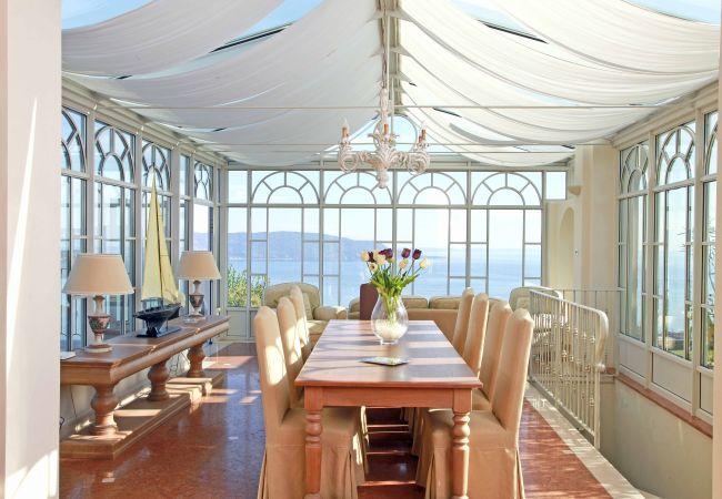 Villa a Toscolano-Maderno - Garda Panoramic Manor